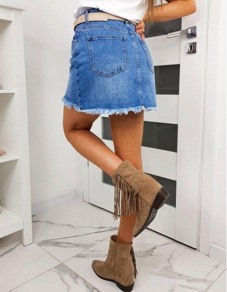 Džínsová sukňa Luna