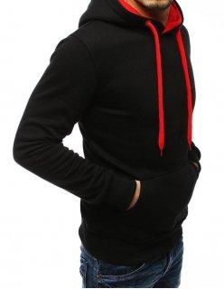 Blankytná pánska elegantná košeľa so vzorom