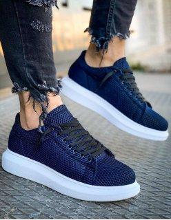 Topánky čierne s kožúškom