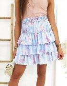 Liliová sukňa Selicia