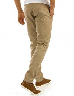 Nohavice pánske béžové