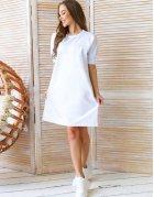 Biele šaty Manuela
