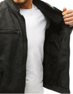Košeľa pánska kockovaná bielo-tmavomodrá