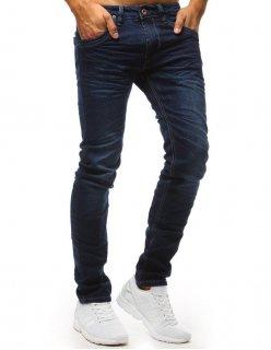 Moderné džínsové nohavice