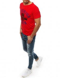 Nohavice džínsové pánske grafitové 2