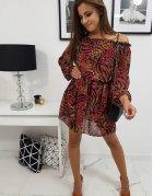 Šaty Panthera Red