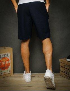 Nohavice pánske teplákové antracitové 5