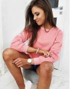Ružová dámska mikina Fashion II