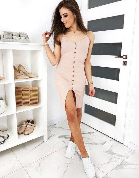 Ružové šaty Megans II