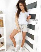 Tmavomodré štýlové topánky