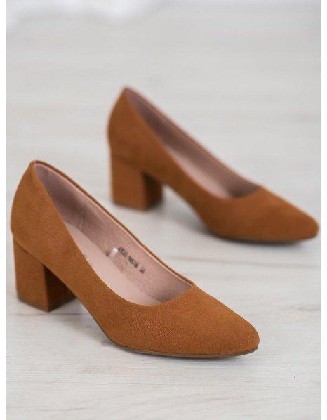 Ružové topánočky na suchý zips