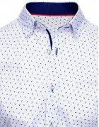 Biele pánske tričko s potlačou SpeedDry