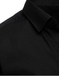 Čierne pánske tričko Oves
