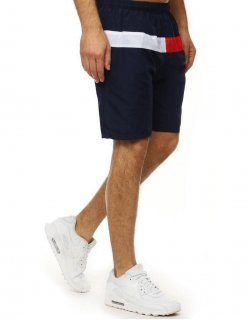 Džínsové pánske nohavice modrej farby 14