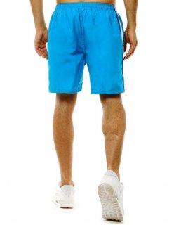 Džínsové pánske nohavice modrej farby 15