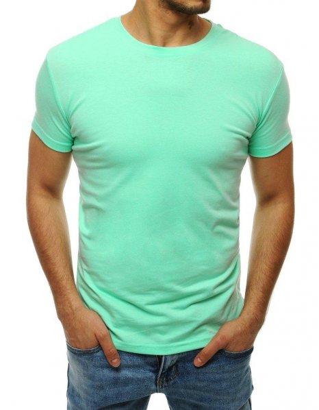 Pánske mätové tričko bez potlače