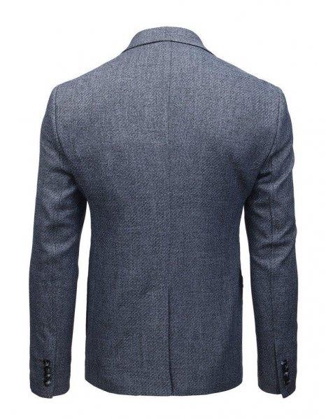 Pánske modré sako