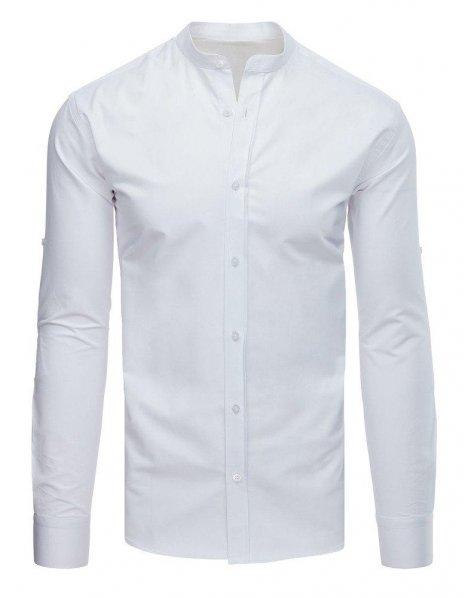 Košeľa biela elegantná pánska
