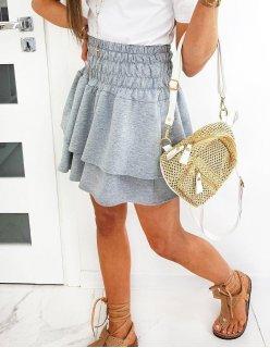 Hnedé šaty Alison