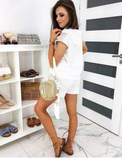 Džínsová sukňa Mini Silve