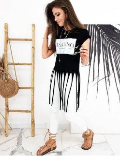 Čierne šaty Elissa