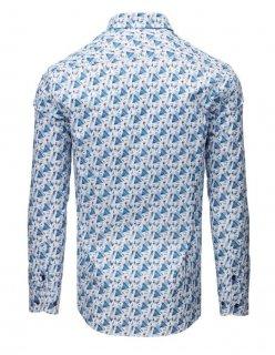 Šedé tričko s veľkým R