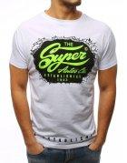 Biele tričko The Super