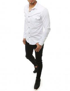 Kraťasy pánske hnedé džínsové