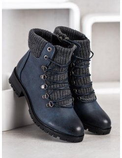 Nazúvacie textilné topánky