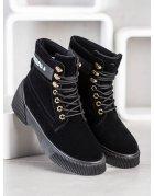Viazané športové topánky