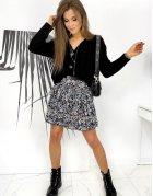 Čierne šaty Sami