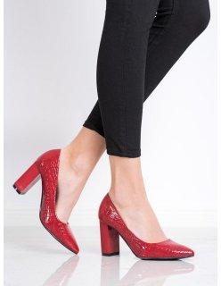 Fuksiové sandále