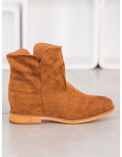 Rockové ploché sandále