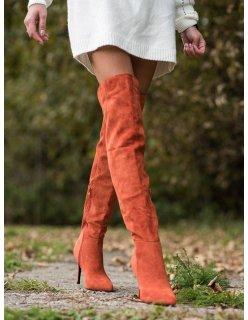 Pohodlné ružové sandále