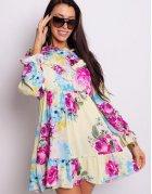 Žlté šaty De Flor
