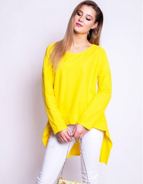 Dámska žltá blúzka Look