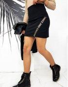 Čierna sukňa Dance