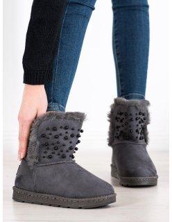 Elegantné sandále na gumičku