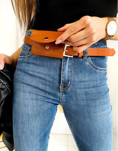 Nohavice pánske džínsovo-teplákové modro-šedé