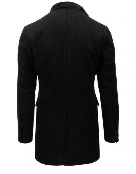 Pánska čierny plášť