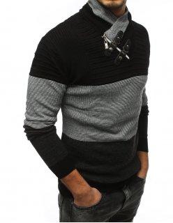 Tričko pánske s potlačou čierne