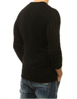 Tričko pánske s nášivkami antracitové