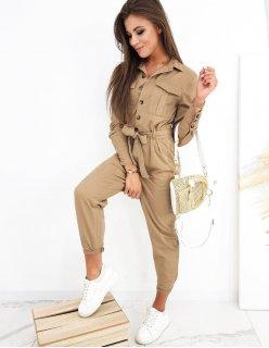 Nohavice pánske chinos šedá