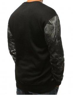 Bunda pánska kožená čierna