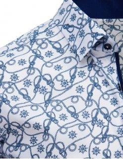 Svetlo šedá pánska rozopínateľná maskáčová mikina s kapucňou