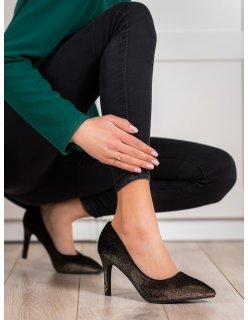 Sandále s kryštálmi Vinceza svetlé