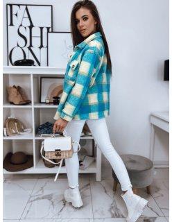 Nohavice džínsové Victoria hnedé