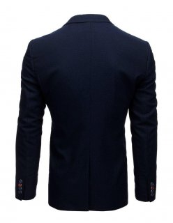 Fialová košela pánska karovaná s dlhým rukávom