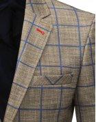 Pánske hnedé sako