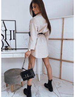 Dámsky kabát Karinni šedý
